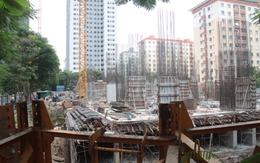 Dự án VP5 Linh Đàm đã bị đình chỉ thi công