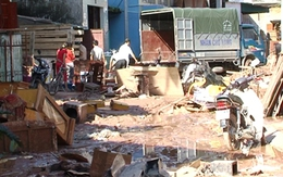 Tiên Yên, Quảng Ninh: 4 giờ chống chọi với lũ dữ