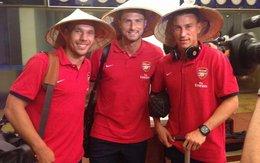 Arsenal PR hình ảnh cực pro!