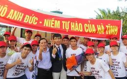 Hà Tĩnh khen thưởng HS đạt giải Vàng Toán Quốc tế