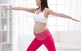 5 việc nên làm từ lúc mang thai để vượt cạn dễ dàng