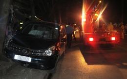 Nghi án lái xe say rượu gây tai nạn liên hoàn