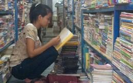 Sách cũ đắt khách, sách mới tăng giá