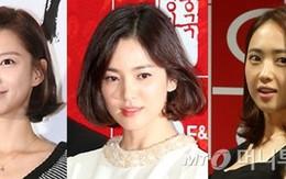 Chọn kiểu tóc mùa thu hút hồn như mỹ nhân Hàn