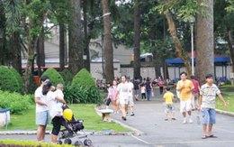 Thực hư chuyện công viên ở TP.HCM có... ma