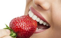 Mẹo hay cho hàm răng trắng sáng