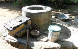 Giếng cổ lạ lùng biết 'nuốt' đồ vật ở Quảng Ngãi