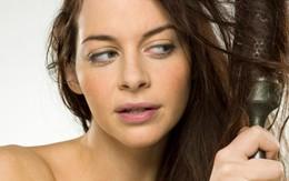 7 sai lầm khi chải tóc