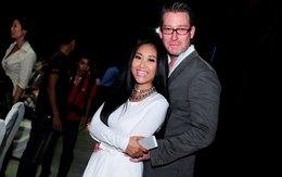 Đoan Trang làm nũng với chồng