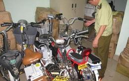 Xe đạp điện giả, nhái tràn ngập thị trường