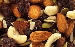 Các loại hạt giúp bé phát triển chiều cao