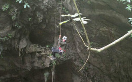 Phát hiện hang động lớn nhất thế giới ở Quảng Bình