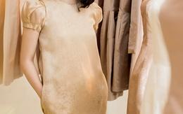 Thiên Lý trẻ trung với váy suông