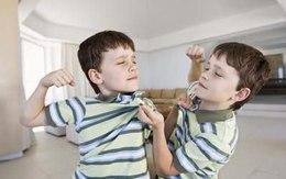 Hóa giải xung đột giữa các con