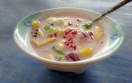 Mát lạnh ngày hè cùng sữa chua mít, chè khúc bạch chỉ 12.000đ