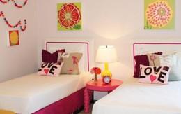 3 ý tưởng trang trí tường phòng ngủ độc đáo