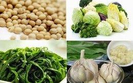 8 loại rau có tác dụng ngăn ngừa ung thư
