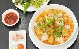 Món ngon dân dã đất võ Bình Định
