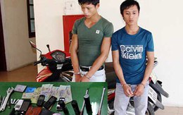 Hai tên trộm hối lộ cảnh sát 50 triệu đồng