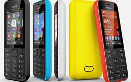 """Bộ ba """"dế"""" giá rẻ Nokia ra mắt"""