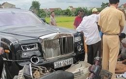 Kết luận vụ Rolls-Royce đâm chết người