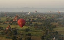 Bagan, xứ sở của hàng ngàn ngôi đền bị lãng quên