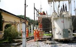 Hà Nội: Nổ lớn, hàng nghìn hộ dân mất điện