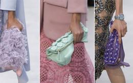 """Những mẫu túi """"hot"""" cho mùa xuân hè 2014"""