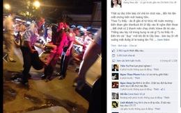 Tung tin 'chặt tay cướp iPhone 5' để câu like Facebook