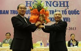 Phó thủ tướng Nguyễn Thiện Nhân làm Chủ tịch Mặt trận Tổ quốc