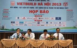 1.350 gian hàng tham gia triển lãm Vietbuild Hà Nội 2013