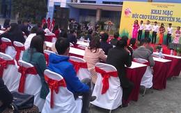 Khai mạc Hội chợ Vàng khuyến mại Hà Nội 2013