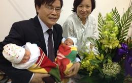Cận cảnh từ tinh trùng tử thi đến hai bé song sinh chào đời