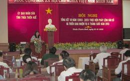 Thừa Thiên Huế: Tổng kết 10 năm thực hiện Pháp lệnh Dân số