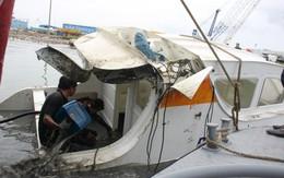 Chìm tàu ở Cần Giờ: Có 2 tàu cùng đi nhưng không thể cứu nạn