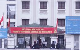 """Hà Nội: Thủ khoa vẫn """"thi trượt"""" công chức"""