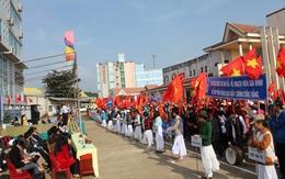Đắk Lắk: Mít tinh kỷ niệm ngày Dân số Việt Nam 26/12