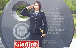 Những điều chưa biết về cảnh sát nữ Việt Nam đầu tiên tại Hàn Quốc
