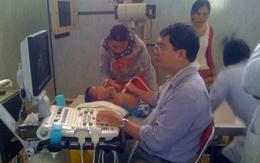 Quảng Ngãi khám bệnh và cấp thuốc miễn phí cho 400 người