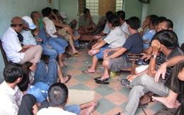 Hơn 30 người sát phạt nhau bằng hình thức chọi cá