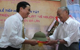 Người dân hiến tặng nhiều hiện vật quý cho Bảo tàng Đà Nẵng