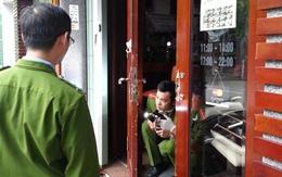 Trộm đột nhập nhà hàng trong đêm khuya giá rét