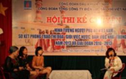 """Hội thi kể chuyện """"Hình tượng người Phụ nữ Việt Nam qua các thời kỳ"""""""