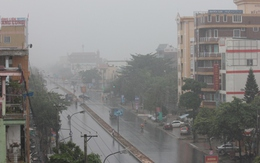 Ảnh hưởng bão số 8 tại Miền Trung: Nguy cơ lũ lụt cận kề