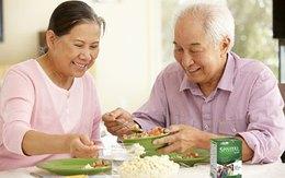 Cân bằng dinh dưỡng ở người lớn tuổi