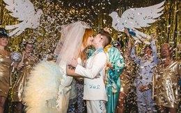 Chùm ảnh cưới đẹp long lanh của cặp đôi đồng tính Mỹ