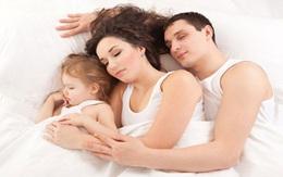 Ngủ ngon hơn nhờ sex