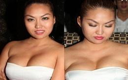 Phi Thanh Vân: 'Đừng nên dao kéo ngực quá bự'