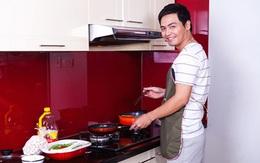 MC Phan Anh: 'Tôi hợp làm đầu bếp ở nhà'