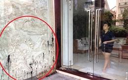 Nhà Kim Thư - Phước Sang bị người lạ ném mắm tôm, dầu hắc